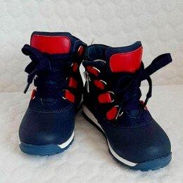 Ботинки - Ботинки кожаные р.25, 0