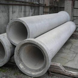 Железобетонные изделия - Трубы железобетонные раструбные безнапорные армированные ГОСТ6482-2011, 0
