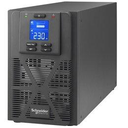 Источники бесперебойного питания, сетевые фильтры - Источник бесперебойного питания ИБП APC Easy UPS On-Line SRVS 1кВ.А 230В..., 0