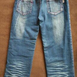Джинсы - Детские утепленные джинсы для девочки, 0