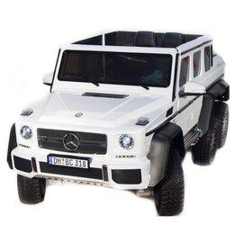 Электромобили - Детский электромобиль джип Mercedes-Benz G 63 ULTRA, 0