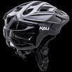Шлем велосипедный KALI CHAKRA SOLO, TRAIL/MTB, CF, 21 отверстие. черный (Разме по цене 3315₽ - Защита и экипировка, фото 1