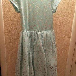 Платья и сарафаны - Акула платье ментол 146-152 см (10-12 лет), 0