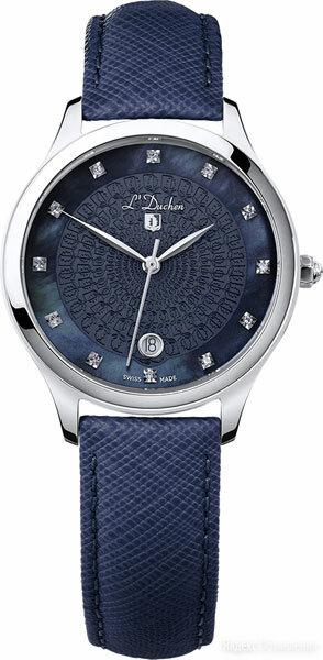 Наручные часы L Duchen D791.13.37 по цене 18790₽ - Наручные часы, фото 0