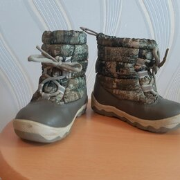 Ботинки - Ботинки для мальчика, 0