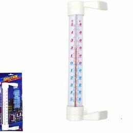 Метеостанции, термометры, барометры - Термометр оконный на липучках ПРЕСТИЖ 1-30, 0