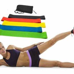 Аксессуары - Резинки для фитнеса набор из 5 штук, 0