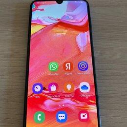 Мобильные телефоны - Samsung A 70, 0