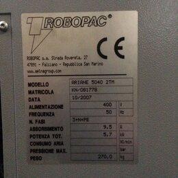 Полиграфическое оборудование - Термоусадочная машина Robopac Ariane 5040, 0
