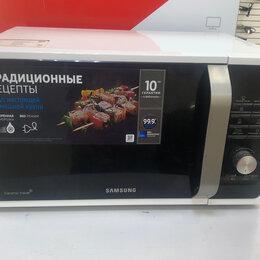 Микроволновые печи - Микроволновая печь Samsung MG23F301TQW, 0