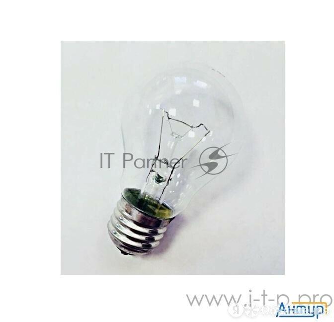 Лампа накаливания Б 230- 40Вт E27 230В (100) КЭЛЗ 8101202 по цене 12₽ - Лампочки, фото 0