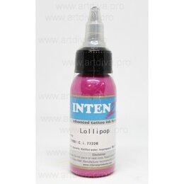Принадлежности и оборудование для татуажа - Intenze Интензе краска для татуировок и татуажа Lollipop, 0