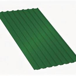 Кровля и водосток - Профнастил МП20 A Полиэстер 0,7 мм RAL 6002 Лиственно-зеленый, 0