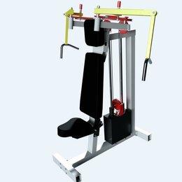 Тренажеры со встроенными и свободными весами - Тренажер Сведение разведение рук СР01, 0
