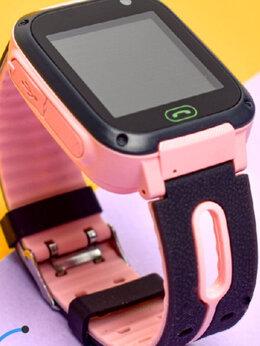 Умные часы и браслеты - Детские смарт часы S4 , 0