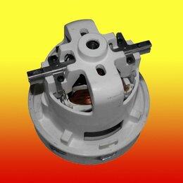 Аксессуары и запчасти - Двигатель пылесоса моющего 1300W 1-ступ H=134мм, Ø136мм. Ametek. VAC013UN, 0