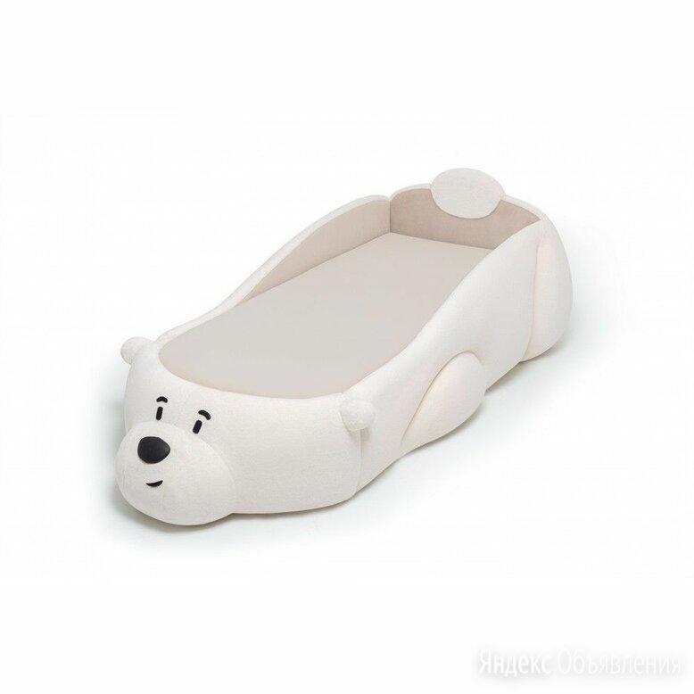 Детская кровать Romack Sonya Мишка Junior белый по цене 25935₽ - Кроватки, фото 0