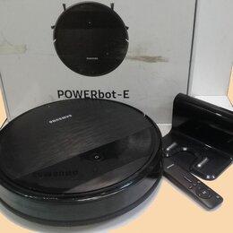 Роботы-пылесосы - Робот пылесос Samsung VR05R5050WK, 0