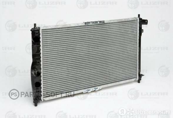LUZAR LRC0561B Радиатор охл. для а/м Chevrolet Lanos A/C 02- 1.5/1.6 MT LRc 0... по цене 4160₽ - Отопление и кондиционирование , фото 0