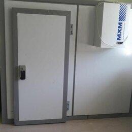 Морозильное оборудование - Холодильная камера 3.2 х 2.6 х 2.2 под рыбу -18, 0