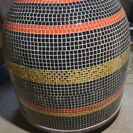 Тандыры - Тандыр отделанный мозаикой, 0