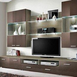 Шкафы, стенки, гарнитуры - Модульная стенка 26 МДФ, 0