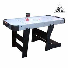 """Игровые столы - Игровой стол - аэрохоккей DFC """"BASTIA 4"""" складной, 0"""