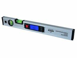 Измерительные инструменты и приборы - Уровень электронный уклономер Elitech 2210.001200, 0