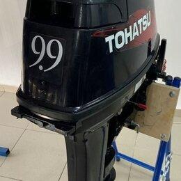 Прочие запчасти и оборудование  - Tohatsu 9.9 Б/У лодочный мотор, 0
