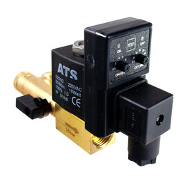 Фильтры для воды и комплектующие - Таймерный клапан слива конденсата ATS T Drain 0, 0