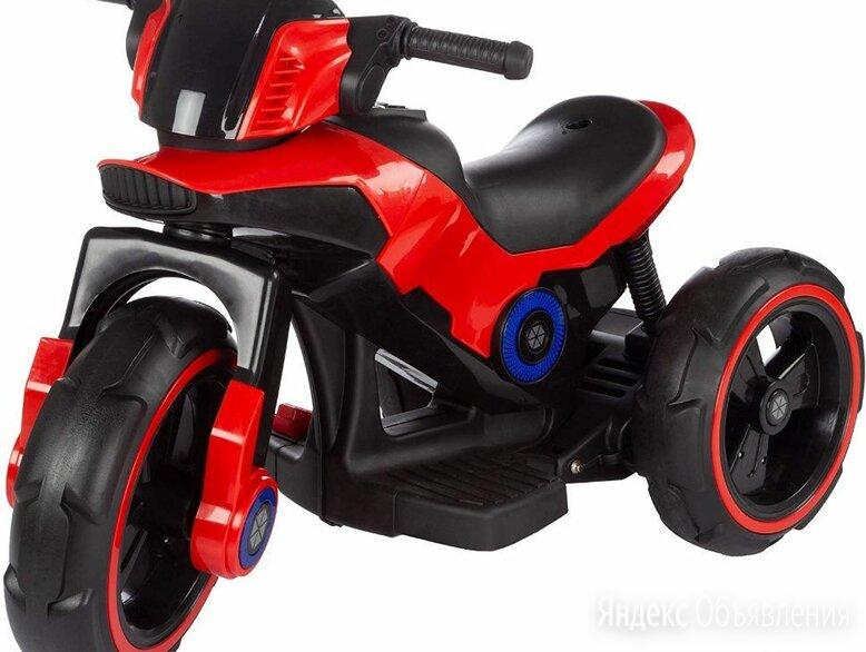 Детский мотоцикл на аккумуляторе Y-maxi Police Red по цене 8990₽ - Электромобили, фото 0