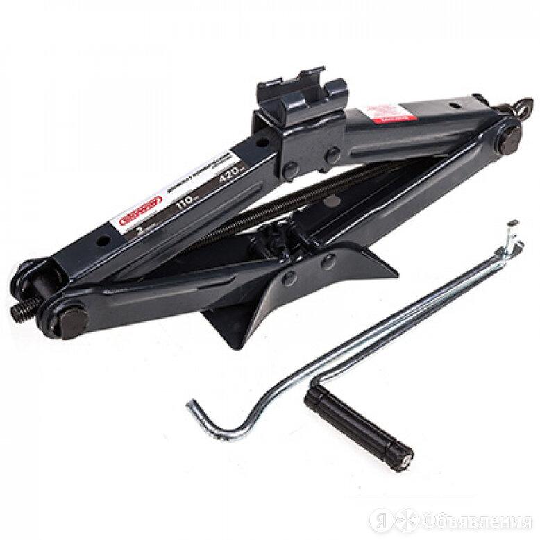 Механический ромбический домкрат SKYWAY S01801005 по цене 1304₽ - Грузоподъемное оборудование, фото 0