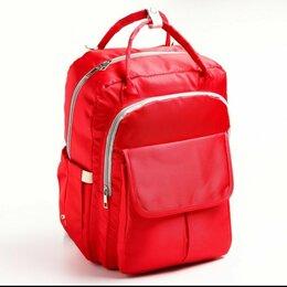 Рюкзаки - Рюкзак женский, красный, универсальный, 0