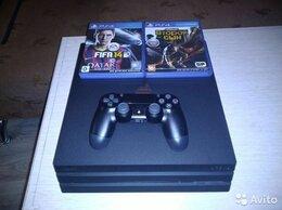Игровые приставки - Playstation 4 Pro 1 tb, 0