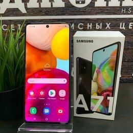 Мобильные телефоны - Samsung A71, 0