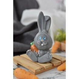 Посуда для выпечки и запекания - Силиконовая форма «Заяц с морковкой S», 0