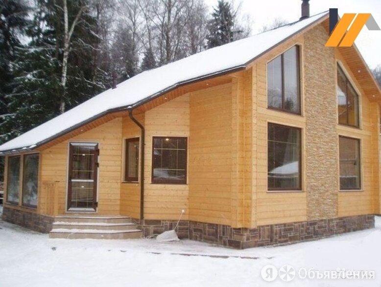 Дом из бруса пбк-825 157 м² по цене 16100₽ - Готовые строения, фото 0