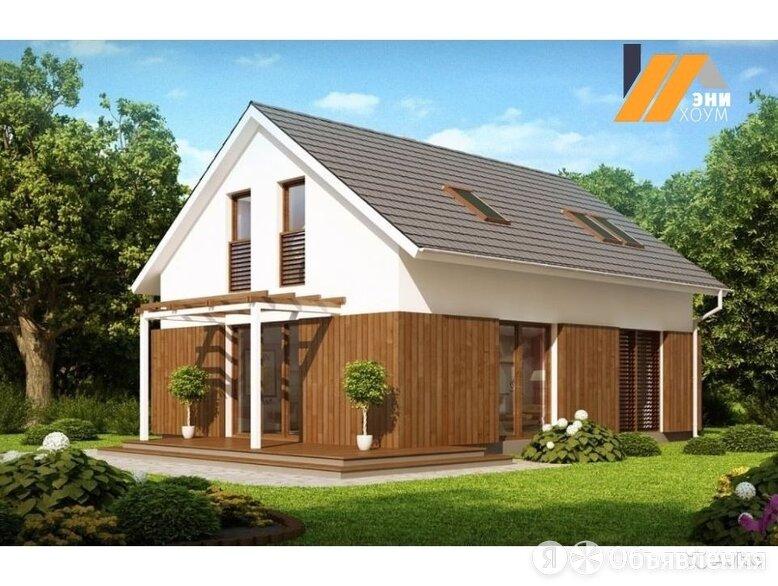 Каркасный дом кд-449 7х9,5 м по цене 14100₽ - Готовые строения, фото 0