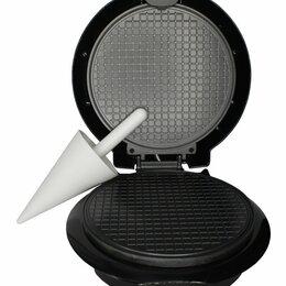 Прочая техника - Вафельница lats lt-107, черный, 0