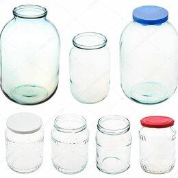 Ёмкости для хранения - Банки стеклянные под винтовыми крышками, 0