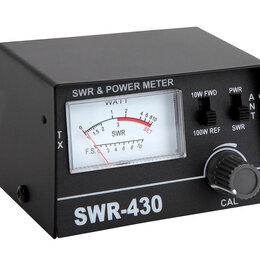 Аксессуары и запчасти - Измеритель ксв и мощности optim SWR-430, 0