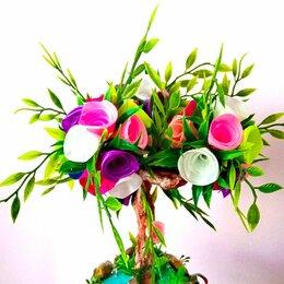 Искусственные растения - Топиарий дерево счастья, 0