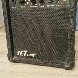 Гитарное усиление - Гитарный Мини Комбик JET AMP G-5. Доставка, 0