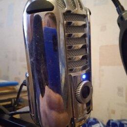 Микрофоны - Микрофон Samson Meteor + кранштейн + Поп-фильтр, 0