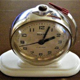 Часы настольные и каминные - будильник, 0