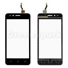 Дисплеи и тачскрины - Тачскрин для Huawei Y3 II 3G (LUA-U22) (черный), 0