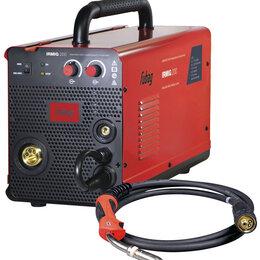 Сварочные аппараты - Инверторный полуавтомат FUBAG IRMIG 200, 0