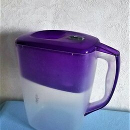 Питьевые фильтры - Фильтр кувшин гейзер геркулес 4 л, 0