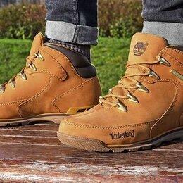 Ботинки - Ботинки Timberland Euro rock brown, 0