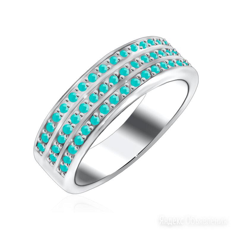 1340870074 Кольцо (Ag 925) (17.5) по цене 4433₽ - Кольца и перстни, фото 0